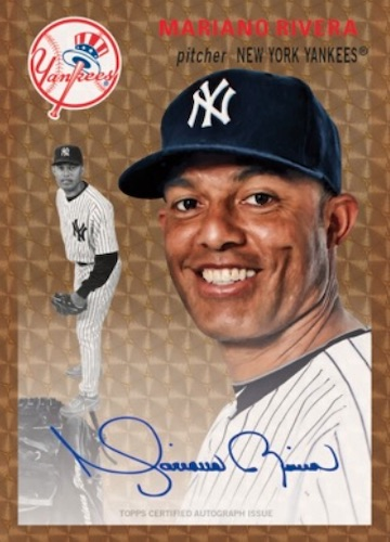 2020 Topps Transcendent Collection Hall of Fame Edition Baseball Cards 3