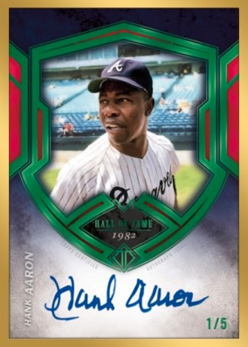 2020 Topps Transcendent Collection Hall of Fame Edition Baseball Cards 2
