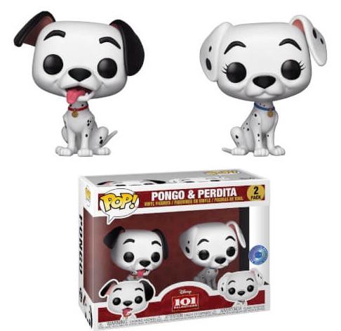 Funko Pop 101 Dalmatians Figures 4