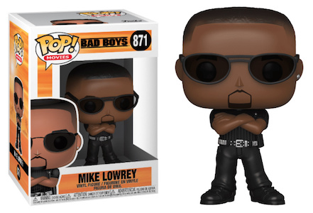 Funko Pop Bad Boys Vinyl Figures 2
