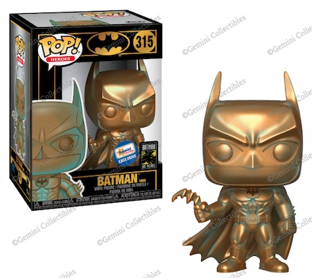 Ultimate Funko Pop Batman Figures Gallery and Checklist 115