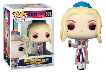 Funko Pop Birds Of Prey Checklist Set Gallery Exclusives List Variants