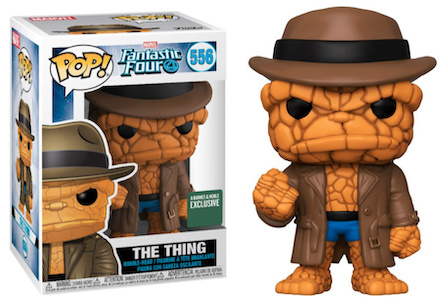 Ultimate Funko Pop Fantastic Four Figures Gallery & Checklist 11