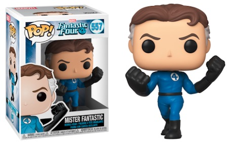 Ultimate Funko Pop Fantastic Four Figures Gallery & Checklist 12