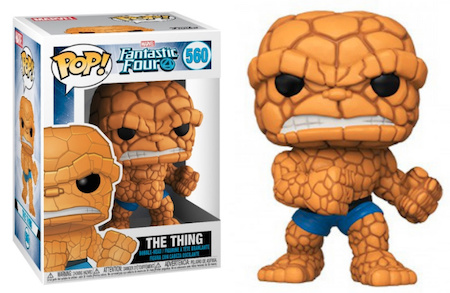 Ultimate Funko Pop Fantastic Four Figures Gallery & Checklist 15