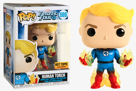 Ultimate Funko Pop Fantastic Four Figures Gallery & Checklist 24