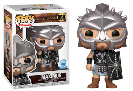 Funko Pop Gladiator Vinyl Figures 3