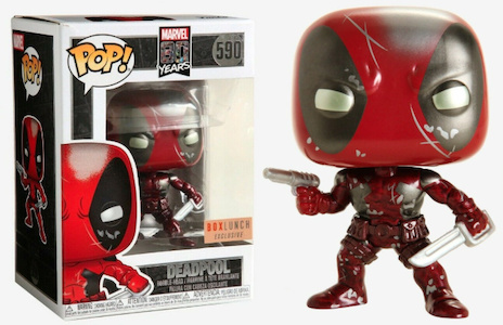 Funko Pop Marvel 80th Vinyl Figures 34