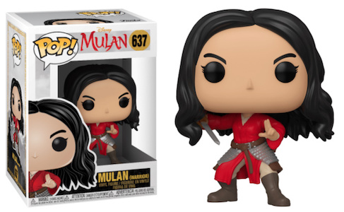 Ultimate Funko Pop Mulan Figures Checklist and Gallery 12
