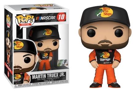 Funko Pop NASCAR Vinyl Figures 11