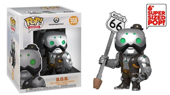 Ultimate Funko Pop Overwatch Figures Gallery and Checklist 78