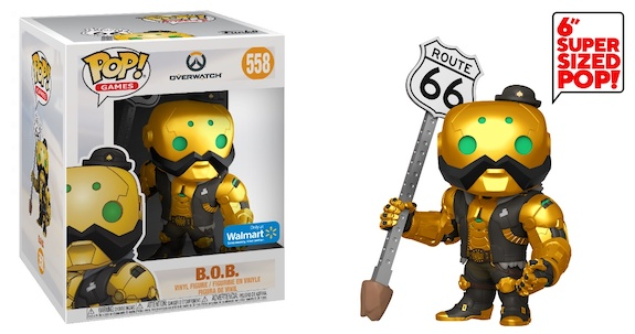 Ultimate Funko Pop Overwatch Figures Gallery and Checklist 79
