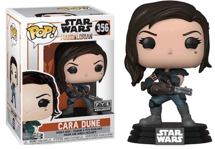 Funko Pop Star Wars The Mandalorian Figures 19