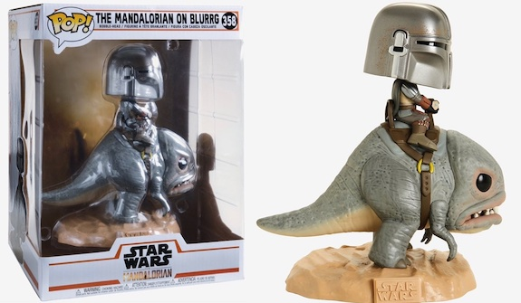 Ultimate Funko Pop Star Wars The Mandalorian Figures Gallery and Checklist 22