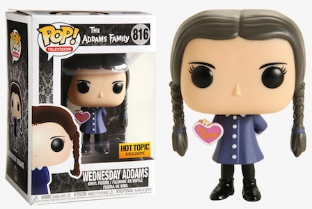 Funko Pop The Addams Family Vinyl Figures 10