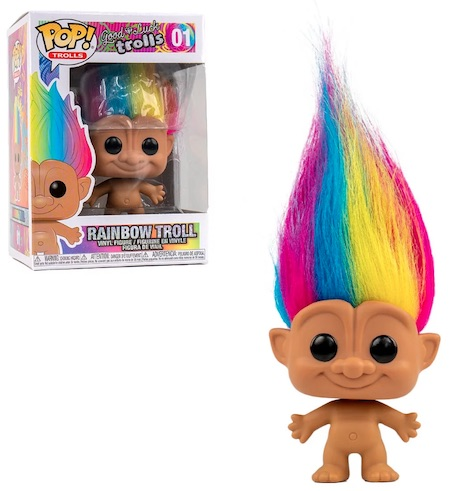 Ultimate Funko Pop Trolls Figures Gallery and Checklist 1