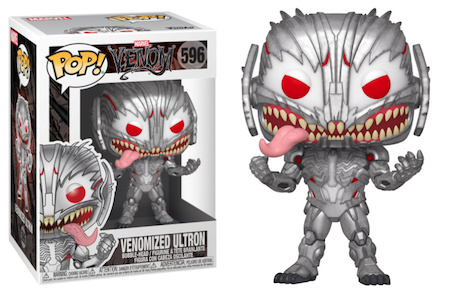 Ultimate Funko Pop Venom Figures Gallery and Checklist 43