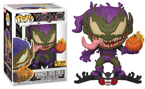 Ultimate Funko Pop Venom Figures Gallery and Checklist 44