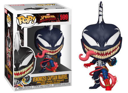 Ultimate Funko Pop Venom Figures Gallery and Checklist 46