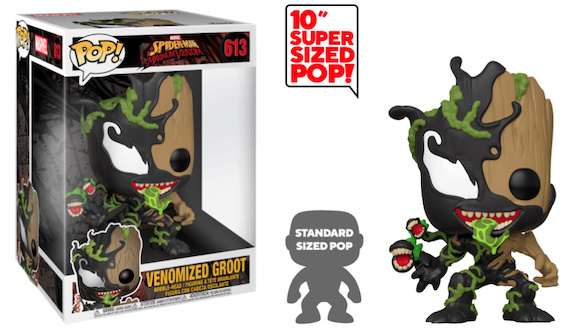 Ultimate Funko Pop Venom Figures Gallery and Checklist 51