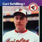Top 10 Curt Schilling Baseball Cards