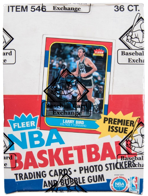 1986-87 Fleer Basketball Cards 5