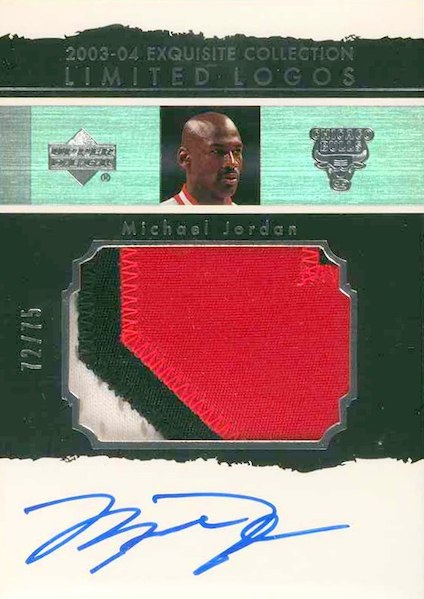 Ultimate Michael Jordan Exquisite Collection Drool Gallery 1