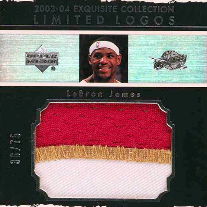Hottest Upper Deck Exquisite Collection Basketball Cards on eBay