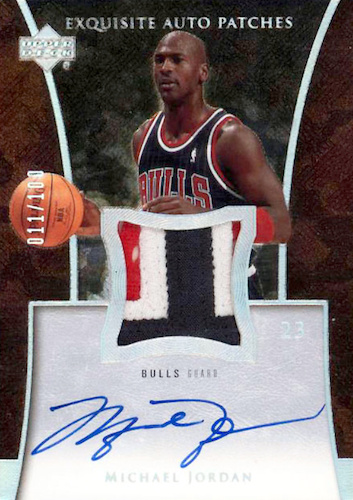 Ultimate Michael Jordan Exquisite Collection Drool Gallery 45