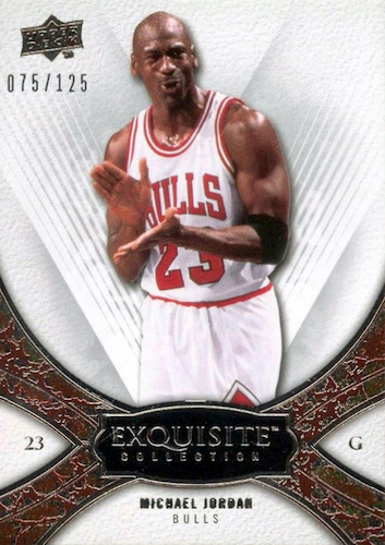 Ultimate Michael Jordan Exquisite Collection Drool Gallery 7
