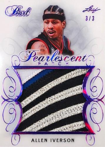 2018-19 Leaf Pearl Multi-Sport Cards 27