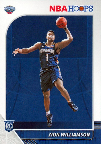 Top Zion Williamson Rookie Cards to Collect 2