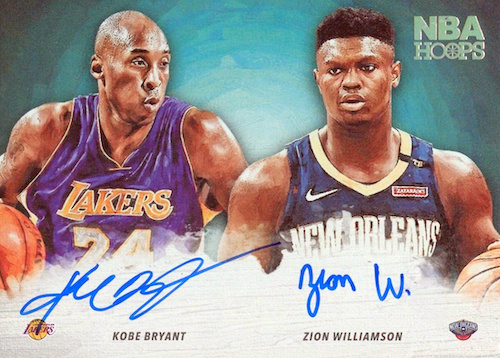 Top Zion Williamson Rookie Cards to Collect 23
