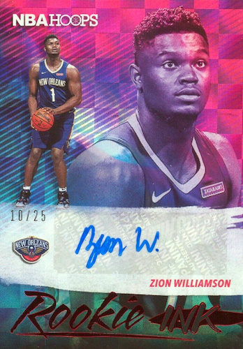 Top Zion Williamson Rookie Cards to Collect 22