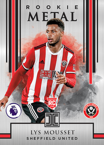2019-20 Panini Impeccable Premier League Soccer Cards 4