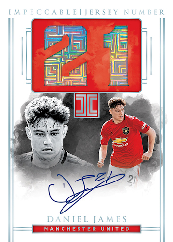 2019-20 Panini Impeccable Premier League Soccer Cards 8