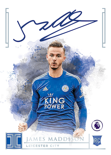 2019-20 Panini Impeccable Premier League Soccer Cards 6