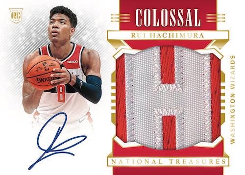 2019-20 Panini National Treasures Basketball Cards 5