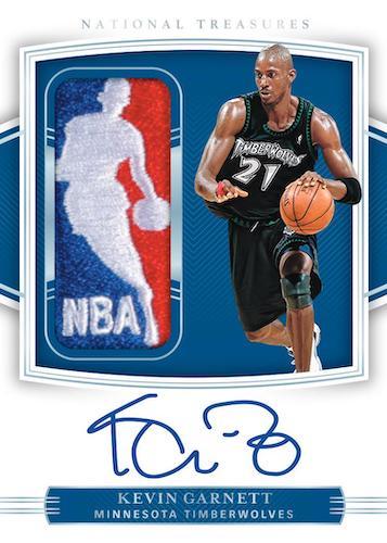 2019-20 Panini National Treasures Basketball Cards 6