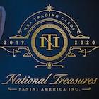 2019-20 Panini National Treasures Basketball Cards