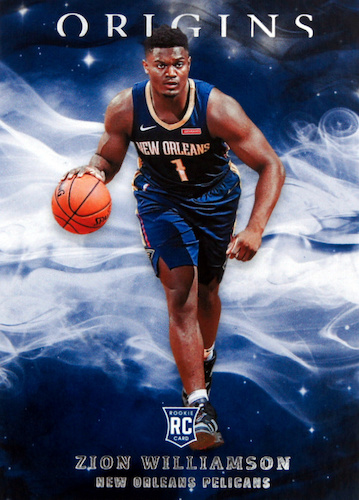 Top Zion Williamson Rookie Cards to Collect 14