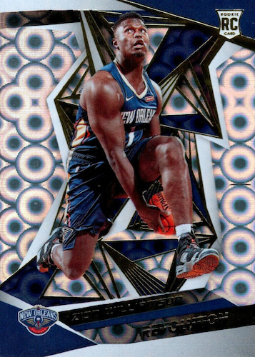 Top Zion Williamson Rookie Cards to Collect 16