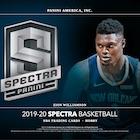 2019-20 Panini Spectra Basketball