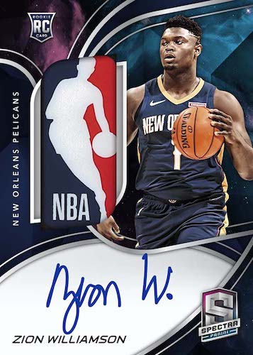 2019-20 Panini Spectra Basketball Cards 6