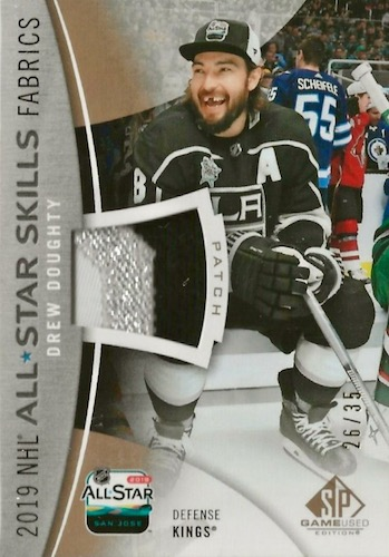 2019-20 SP Game Used Hockey Cards 15