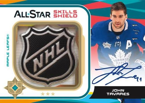 2019-20 Ultimate Collection Hockey Cards 7