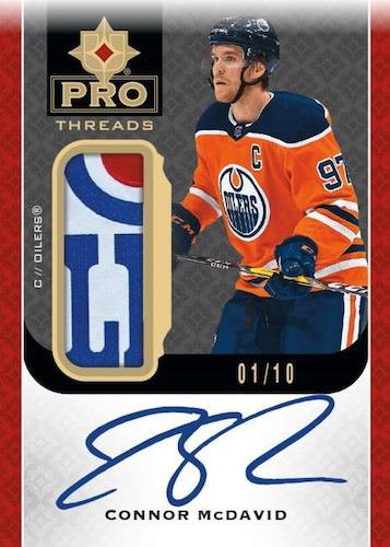 2019-20 Ultimate Collection Hockey Cards 6