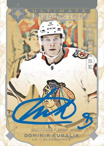 2019-20 Ultimate Collection Hockey Cards 3