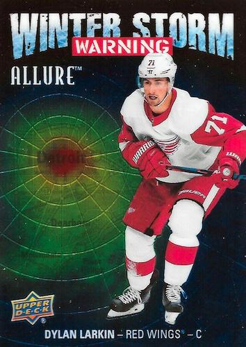 2019-20 Upper Deck Allure Hockey Cards 42