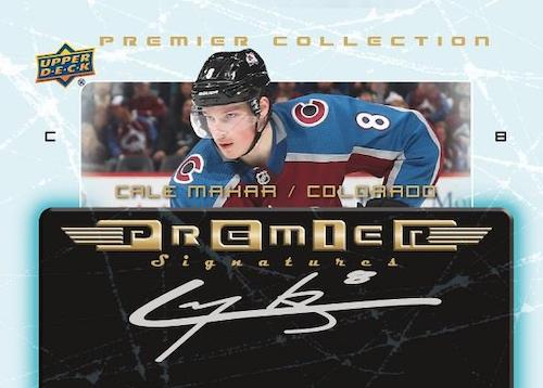 2019-20 Upper Deck Premier Hockey Cards 8